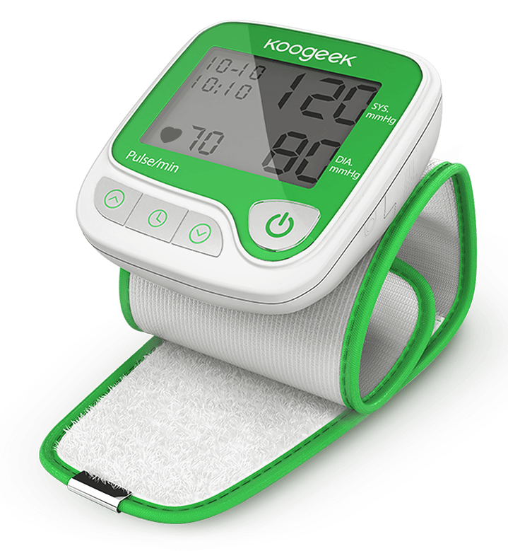 koogeek Bluetooth Wrist Blood Pressure Monitor