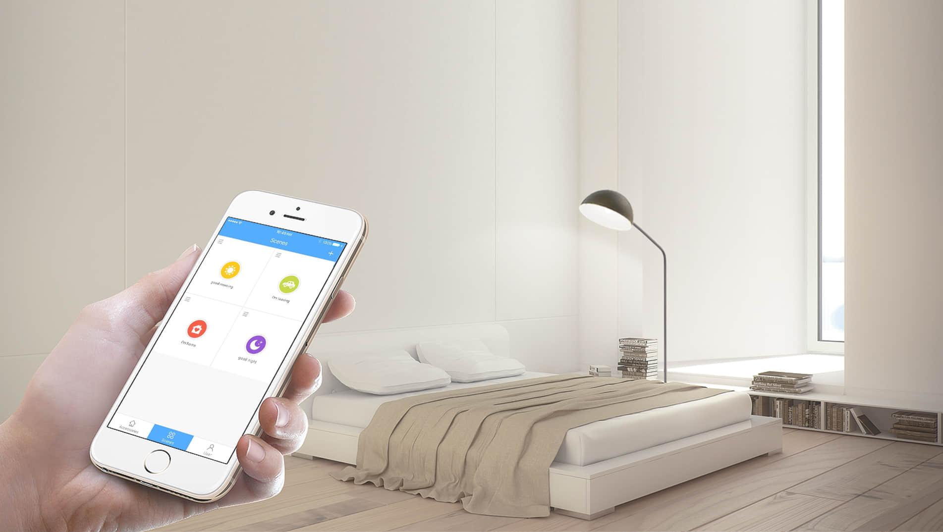 smart plug Easy Setup with Free App