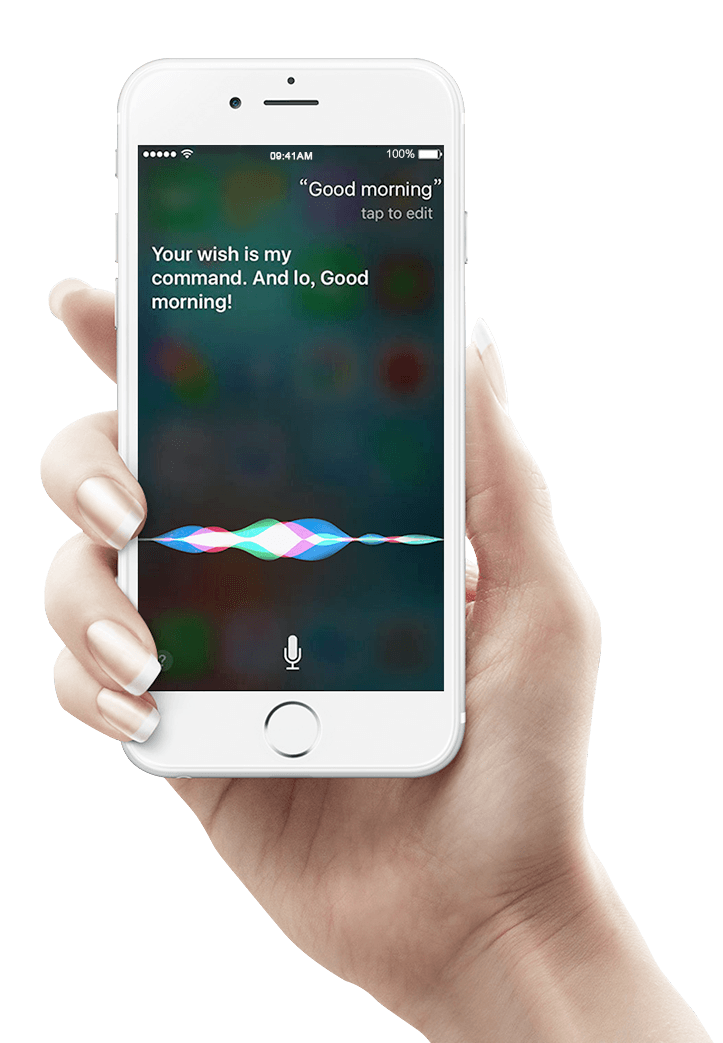 Support Siri Voice Control