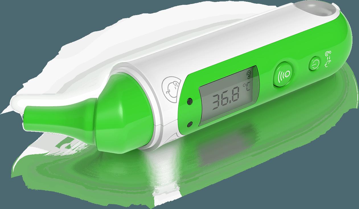 smart thermometer Delicate Design